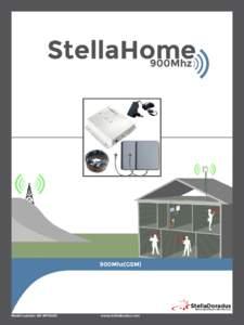 StellaHome 900Mhz 900Mhz(GSM)  StellaDoradus