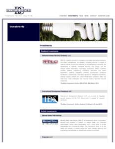 DC Capital Partners - Investments