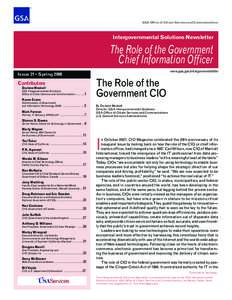 Office of management and budget idmarch document - Office of the government chief information officer ...