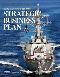 naval sea systems command  STRATEGIC BUSINESS PLAN