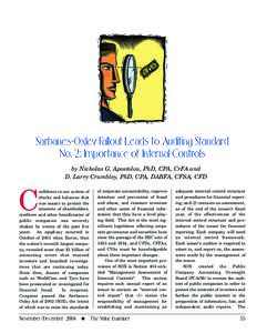 importance of internal control pdf