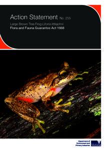 flora and fauna guarantee act 1988 pdf