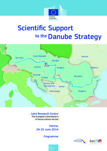 Scientific Support to the Danube Strategy Germany Czech Republic