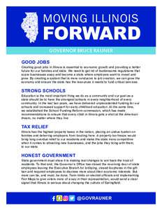 Moving Illinois Forward Page