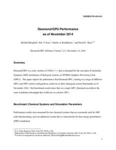 Microsoft Word - desmond-gpu performance tech report__30__kirk__2014__.docx