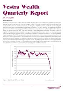 Microsoft Word - Vestra Wealth Quarterly Report