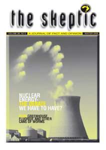 the Skeptic - Volume 26 Number 2