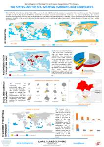 Mare People and the Sea VIII conference-Geopolitics of The Oceans  THE STATES AND THE SEA. MAPPING EMERGING BLUE GEOPOLITICS Over half of the United Nations member Statespossess territory in which the maritime com