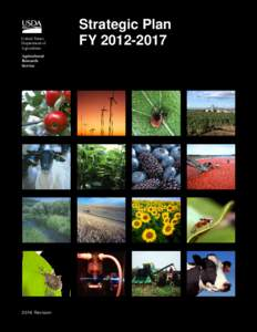 United States Department of Agriculture Agricultural Research Service