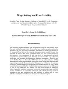 inflation and deflation the issue of price stability essay For a summary of all current inflation figures please click here  these price  rises cause the value of money to fall  deflation is very bad for economic  growth because it is very likely that consumers will postpone their purchases  because.