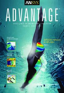ADVANTAGE  TM EXCELLENCE IN ENGINEERING SIMULATION VOLUME II