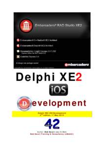 Microsoft Word - Delphi XE2 iOS Development.doc