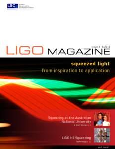 LIGO Scientific Collaboration Collaboration Scientific LIGO