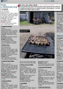 Na dosah centru a přitom v přírodě. Druhý nejčtenější český deník Mladá fronta Dnes, vybral v červnu 2011 Camp Bušek do rozsáhlého prezentačního článku o nejlepších kempech v České republice. Z p