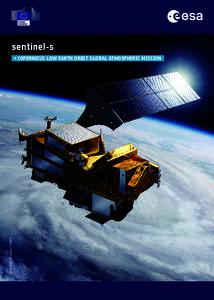 Infrared / Sentinel / Envisat / Sentinel 2 / Spaceflight / European Space Agency / MetOp