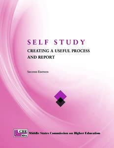 SELF STUDY CREATING A USEFUL PROCESS AND REPORT Second Edition