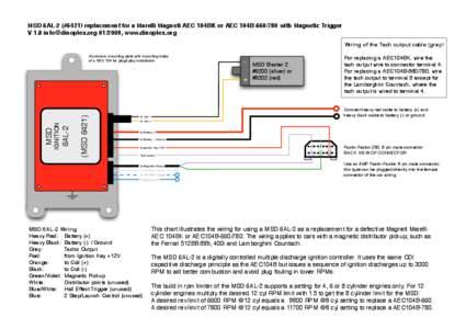 Msd 6a Wiring Diagram Chevy Hei Nilzanet – Msd Ignition Wiring Diagram