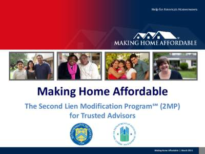 Second lien loan idmarch document search engine Home affordable modification program