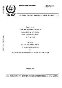 International Atomic Energy Agency  INDC(NDS)-141 Distr. G  o