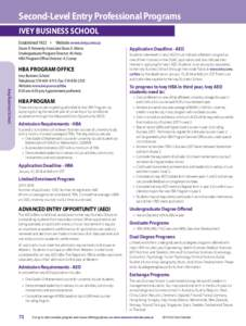 uwo dating site Other style guides are also available through uwo online resources or title will produce a wealth of entries dating back to the early.