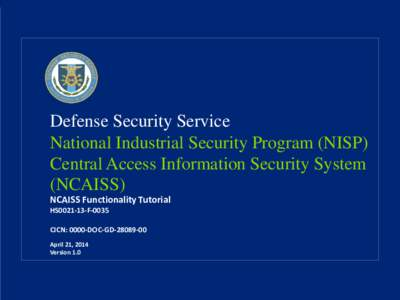 defense information system Us defense information systems agency awards cgi task order to provide test and evaluation of dod healthcare management system modernization (dhmsm.