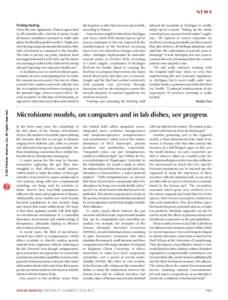 metagenomic analysis of the human distal gut microbiome pdf