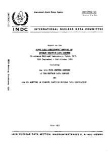 International Atomic Energy Agency  D i s t . : G + Sp. 1 N
