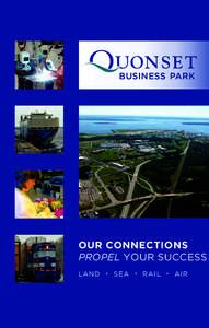 BUSINESS PARK  BUSINESS PARK OUR CONNECTIONS PROPEL YOUR SUCCESS