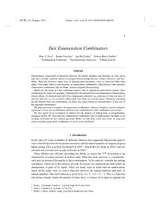 Mathematics / Mathematical logic / Theoretical computer science / Enumerative combinatorics / Enumeration / Ordering / Lambda calculus / Type theory / Enumerated type / Recursively enumerable set / Combinatory logic