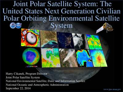 Joint Polar Satellite System