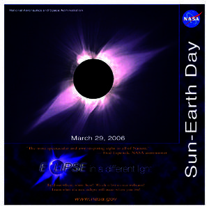 Eclipse Basics  The Moon orbits Earth once every 29 days with respect to the Sun. During this period, the Moon undergoes all its familiar phases: new, first quarter, full, last quarter and back to new. During the new