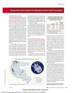 News & Analysis  News From the Centers for Disease Control and Prevention Controlling Tickborne Fever Tickborne relapsing fever (TBRF), which is endemic in the western United States, typically causes mild symptoms, and m