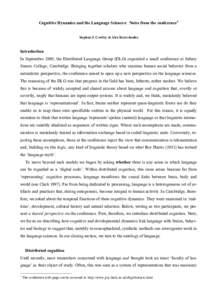 neural correlates of consciousness progress and problems pdf
