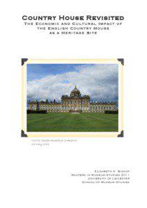 Dissertations listed buildings
