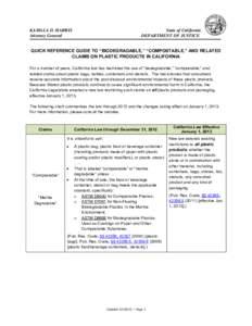 advantages of biodegradable plastic pdf