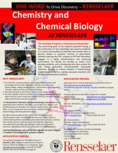 Microsoft PowerPoint - Chem Graduate Brochure - Fall 2013 ver6.pptx