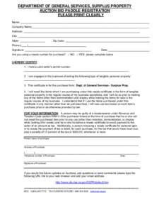 register public auction registration