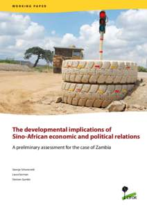 sino african relations Sino-africa trade relations shola oyewole  this paper briefly covers the economic relations between china and africa as china's amazing economic growth dramatically increases its dependence on fuel and raw materials - readily (and cheaply) available in developing countries, such as those in the african continent.