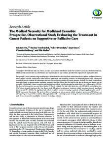 Hindawi Publishing Corporation Evidence-Based Complementary and Alternative Medicine Volume 2013, Article ID, 8 pages http://dx.doi.orgResearch Article