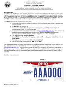 Vehicle Registration Plates Of Ohio Pdfsearch Io