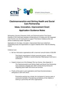health improvement and innovation health and social care essay Evidence-based information on health care assistant role from hundreds of trustworthy sources for health and social care make better, quicker, evidence based decisions.