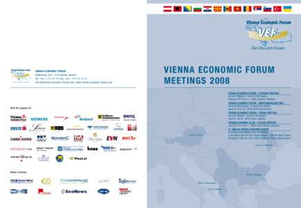 Go South East  Go South East VIENNA ECONOMIC FORUM Stubenring 16/3, 1010 Vienna, Austria