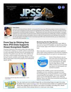 Quarterly Newsletter April - June 2015 Issue 2 N O A A