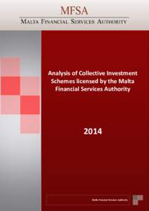 Analysis of Collective Investment Schemes licensed by the Malta Financial Services Authority 2014