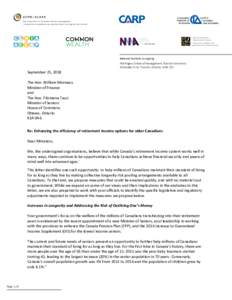 Microsoft Word - Coalition Letter - Collective Longevity Risk Pooling Arrangements SeptFINAL).docx