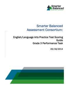 Microsoft Word - ELA_Practice Test Scoring Guide Grade 3 PT.docx