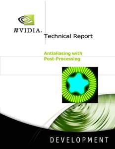 Microsoft Word - AntiAliasingWithPostProcessing.doc