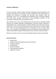 How to write acknowledgement for master thesis | Acknowledgements ...