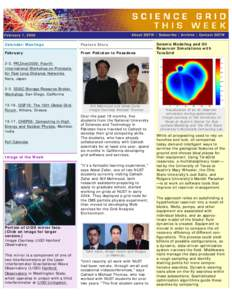 About SGTW | Subscribe | Archive | Contact SGTW  February 1, 2006 Calendar/Meetings