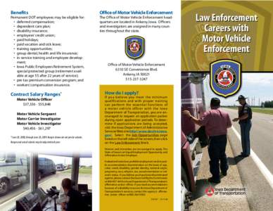 Law enforcement in canada pdfsearch io document search for Iowa motor vehicle laws
